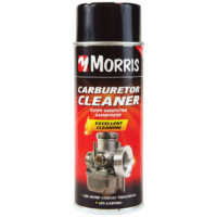 morris carburetor cleaner